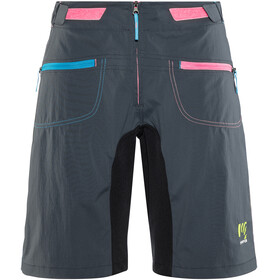 Karpos Ballistic Evo Shorts Women Dark Grey